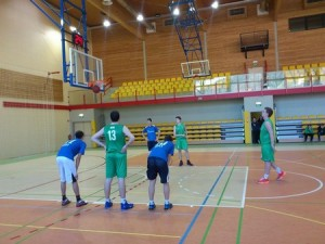 Košarkarji zmagujejo