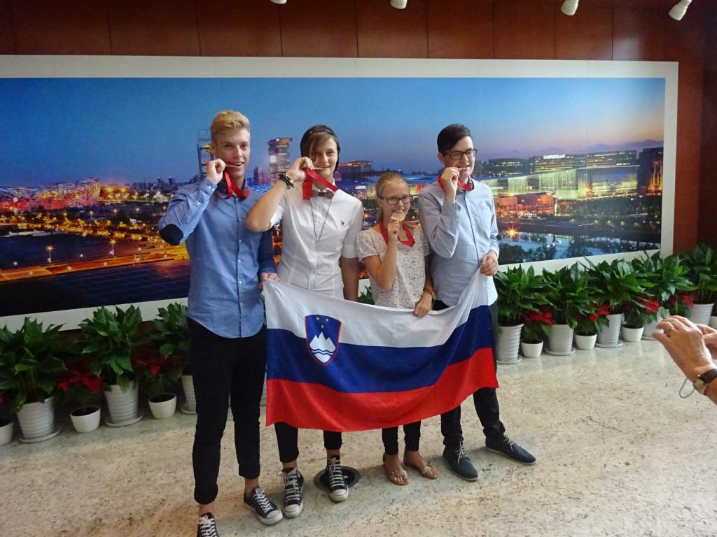 Uspeh dijakov na IGEO (geografski olimpijadi)