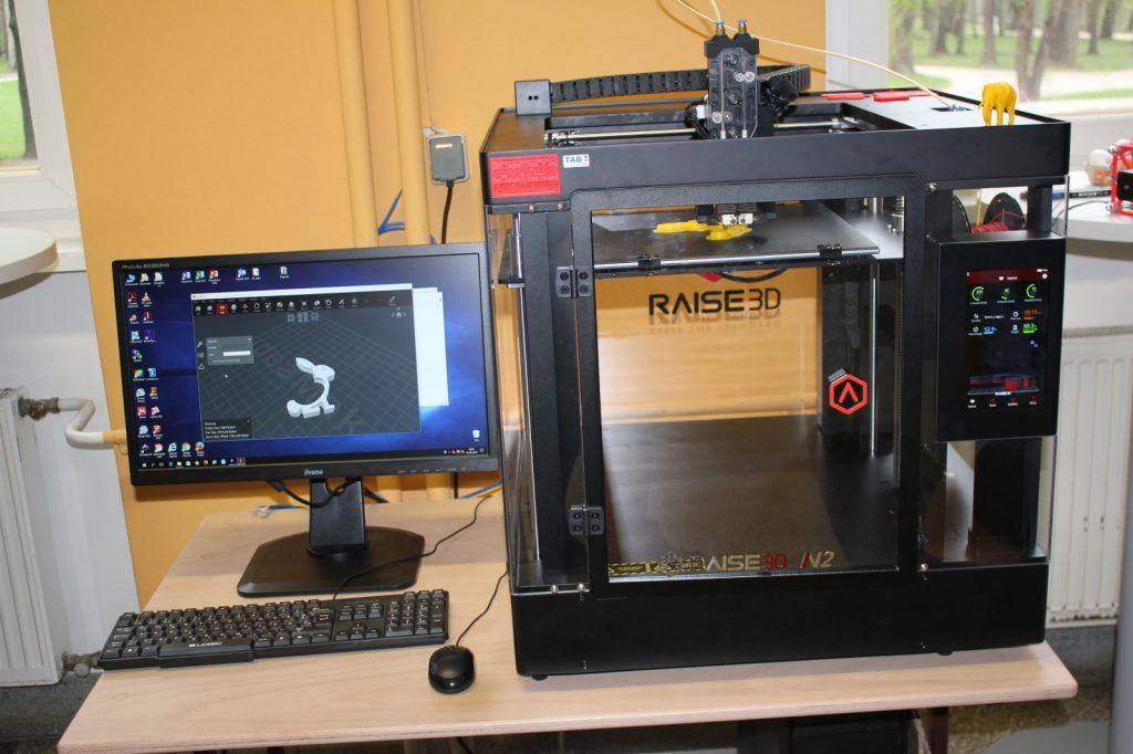 3D tiskalnik se predstavi