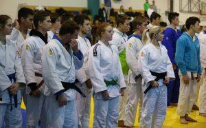 Državno prvenstvo srednjih šol v judu