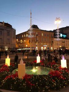 Predbožični Zagreb