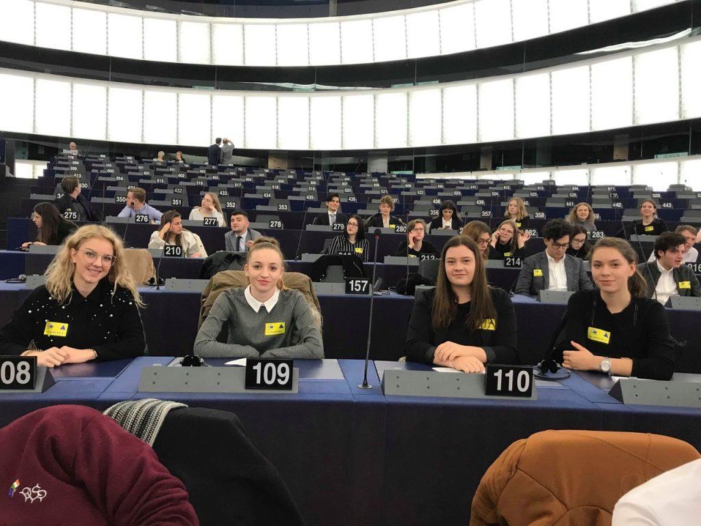 Šola ambasadorka Evropskega parlamenta