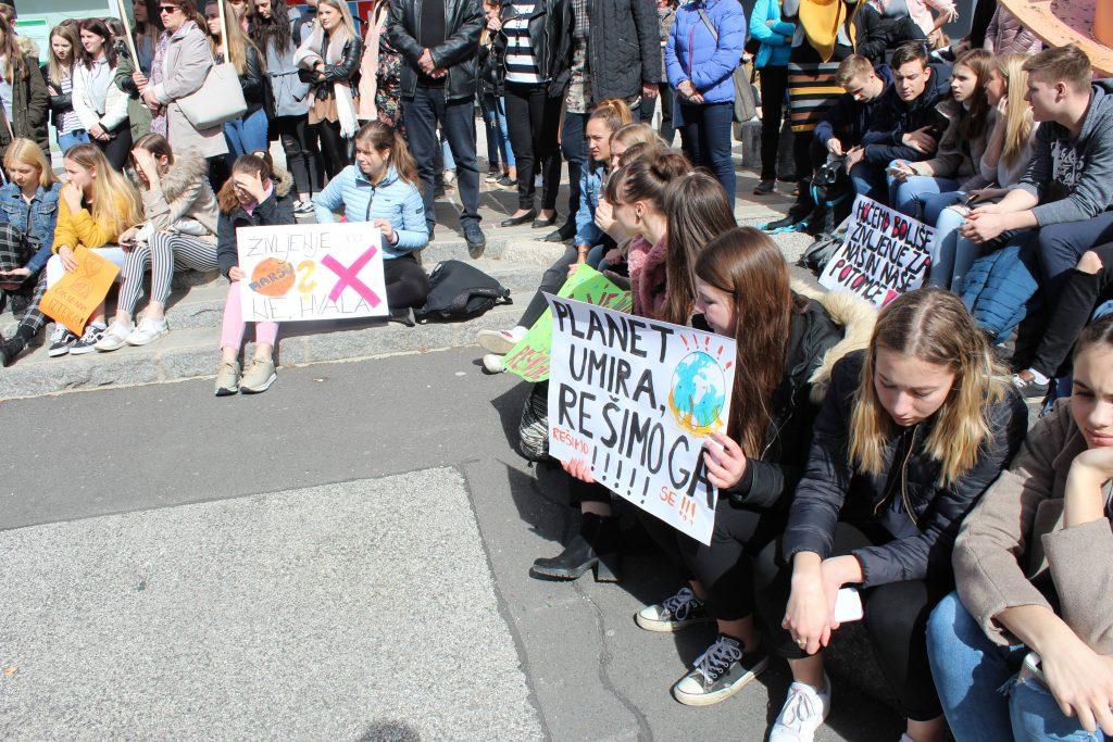 Podnebni štrajk