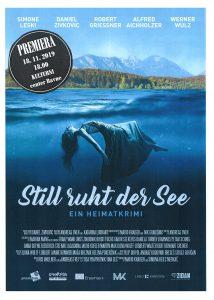 """PA JO IMAMO! – Premiero filma """"Still ruht der See – Počiva jezero v tihoti"""" namreč. TOKRAT NA RAVNAH!"""